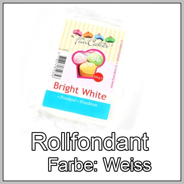 Rollfondant Weiss